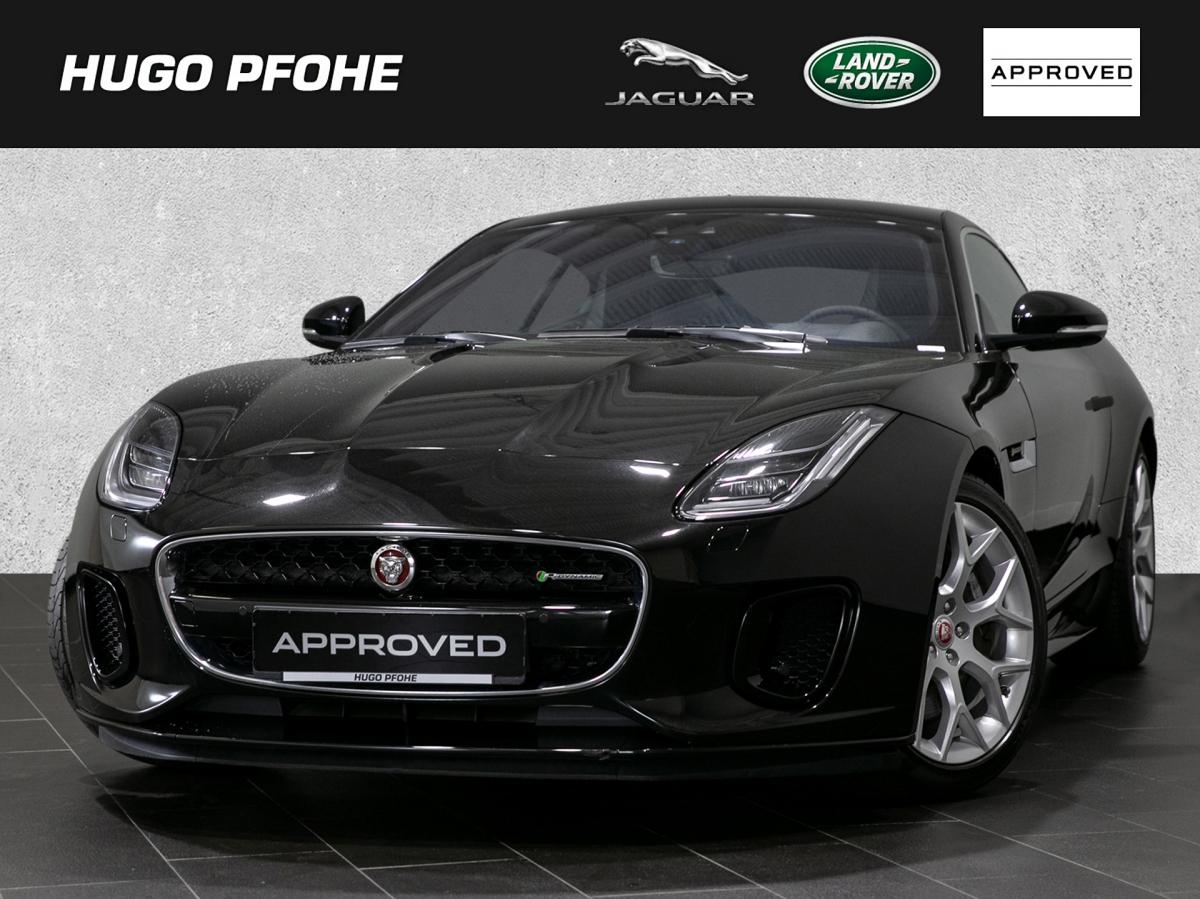 Jaguar F-Type R-Dynamic 2.0 L P300 Turbo Automatik Coup, Jahr 2018, Benzin