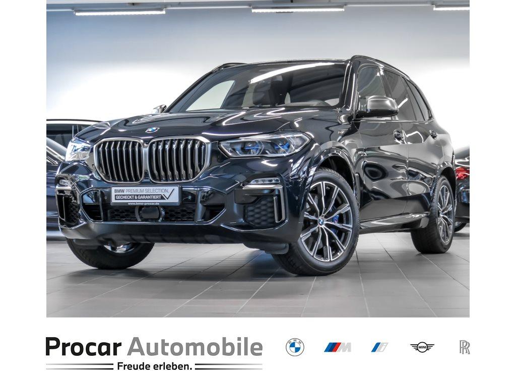 BMW X5 M50d M Sport HuD Pano Soft-Close Laser Standhzg, Jahr 2020, Diesel