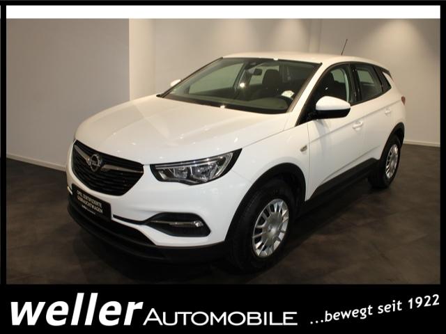 Opel Grandland X 1.2 Turbo Selection Parksensoren ''AHK abnehmbar'', Jahr 2018, Benzin