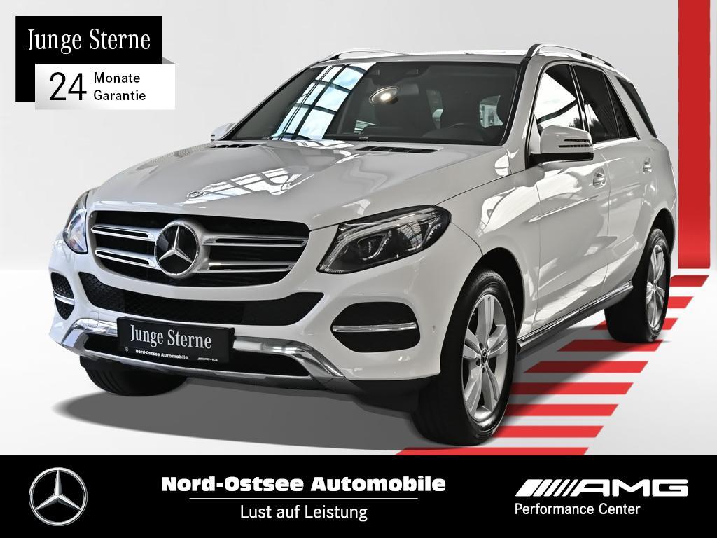 Mercedes-Benz GLE 350 d 4M Comand AHK Kamera Distro SHD LED, Jahr 2018, Diesel
