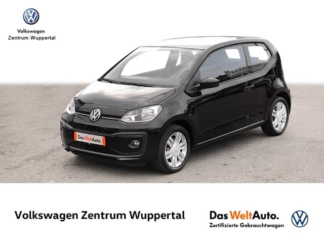 Volkswagen up! 1 0 high KLIMA SHZ LM ZV, Jahr 2017, Benzin