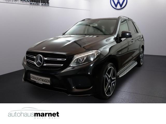 Mercedes-Benz GLE 450 AMG 43 Automatik 4Matic, Jahr 2017, Benzin