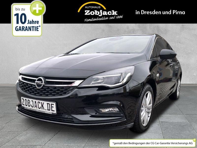 Opel Astra-K Lim. Dynamic 1.4 T S/S Navi,Automatik, Jahr 2017, Benzin