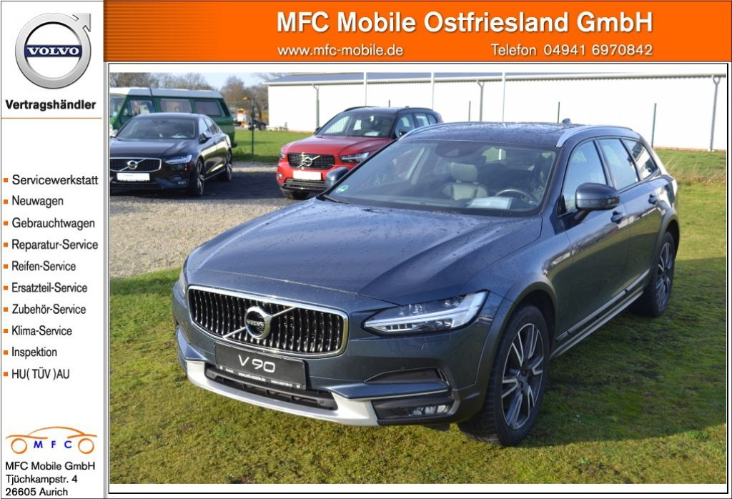 Volvo V90 Cross Country D5 AWD Geartronic Pro, Jahr 2017, Diesel