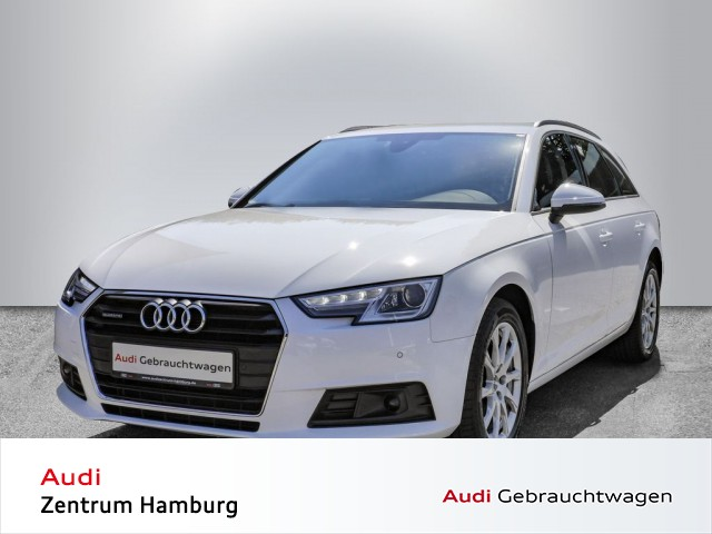 Audi A4 Avant 2,0 TDI quattro S tronic NAVI XENON AMBIENTE, Jahr 2018, Diesel