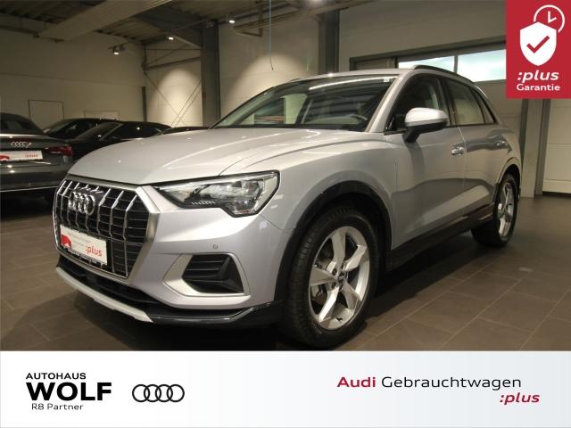 Audi Q3 35 TFSI Advanced S tronic AHK ACC Winterräder, Jahr 2020, Benzin