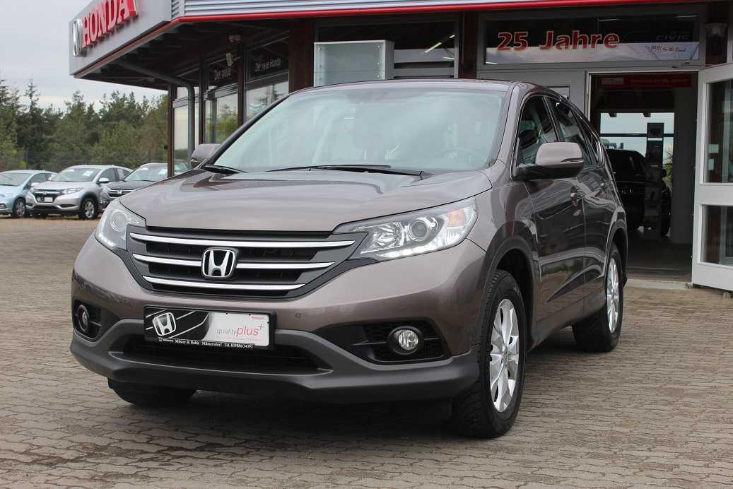Honda CR-V mit Standheizung 2.2i DTEC 4WD Automatik Elegance, Jahr 2013, Diesel