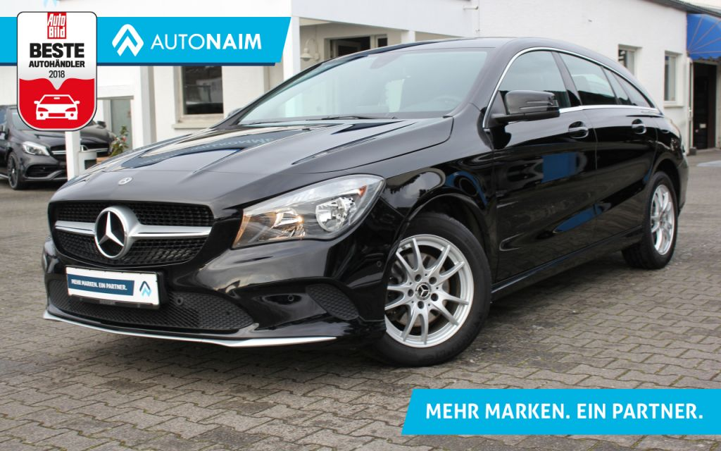 Mercedes-Benz CLA Shooting Brake 200 d |NAVI|EINPARKHILFE|SHZG|, Jahr 2017, Diesel