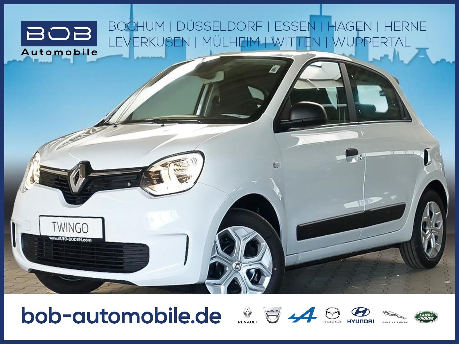 Renault Twingo Life SCe 65 KLIMA BT ZV AUX USB eFH, Jahr 2020, Benzin