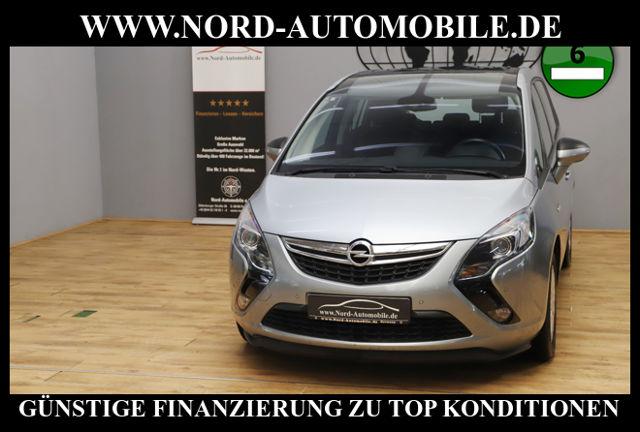 Opel Zafira Tourer 1.6 CDTI Edition*Navigation*PDC* E, Jahr 2014, Diesel