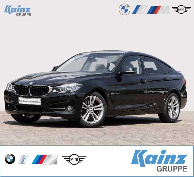 BMW 330d xDrive GT Aut. Sport Line Leder / Navi / Head-Up / adap. LED, Jahr 2018, Diesel