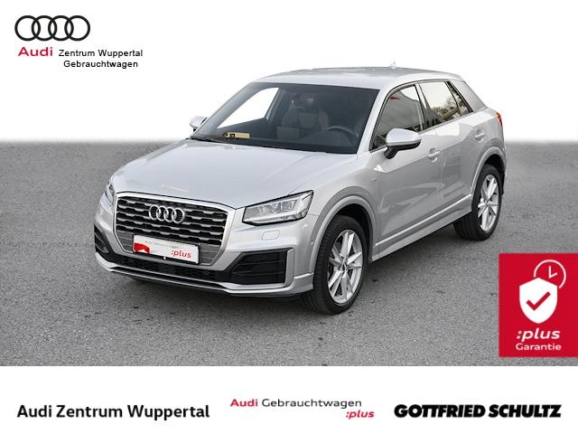 Audi Q2 1.4TFSI 2X S-LINE VIRTUAL LED B O CONNECT NAV S Sport, Jahr 2017, Benzin