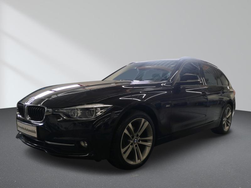 BMW 318d Touring Sport Line Navi Business Klimaaut., Jahr 2016, Diesel