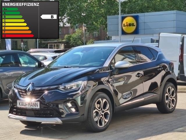 Renault Captur II Intens 1.3 TCe 140 EDC Styl-Paket, Leder LED Navi Keyless Fernlichtass, Jahr 2021, Benzin
