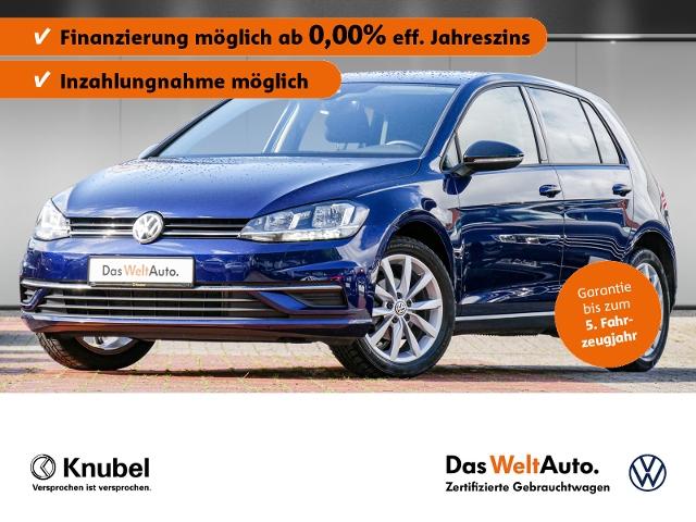 Volkswagen Golf VII IQ.DRIVE 1.0 TSI Navi ACC 17' BlindSpot, Jahr 2019, Benzin