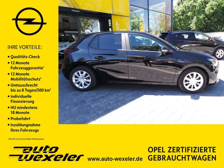 Opel Corsa F Edition 1.2 100PS,Multimedia,Sitzheiz.,PDC, Jahr 2020, Benzin