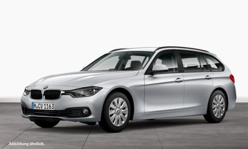 BMW 316d Touring Advantage LED Navi Bus. Tempomat, Jahr 2019, Diesel