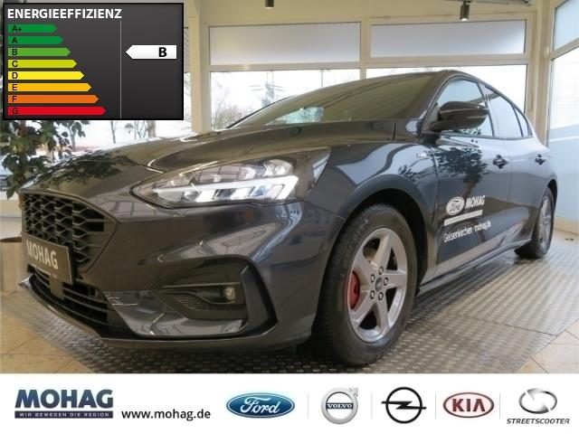 Ford Focus ST-Line 1.5 EcoBoost *Panoramadach-Sitzh.* -EU6d-T-, Jahr 2020, Benzin