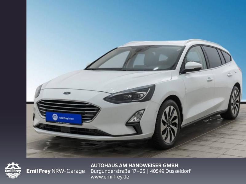 Ford Focus Turnier COOL&CONNECT 1.0 EcoBoost, Jahr 2020, Benzin