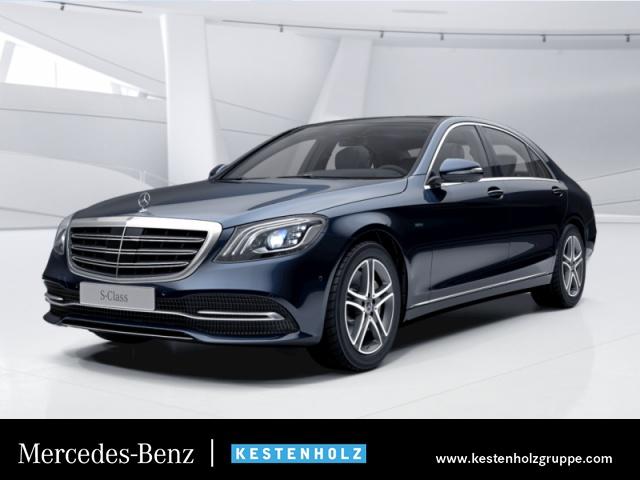 Mercedes-Benz S 560 e L 360°+DISTRO+PANO+COMAND+MULTIBEAM, Jahr 2019, Hybrid