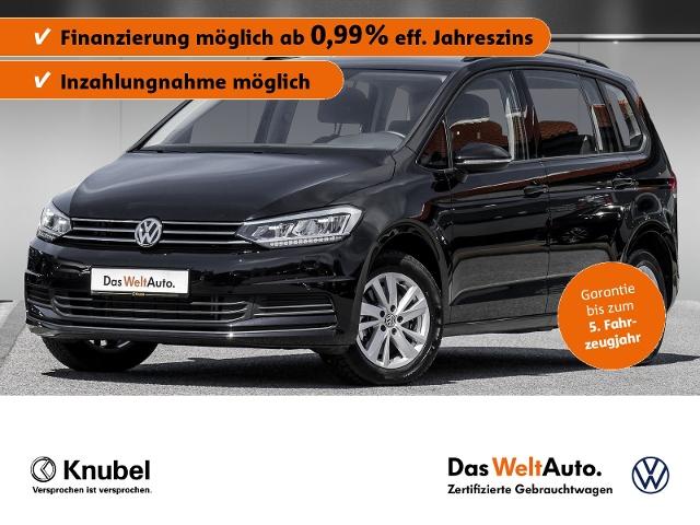 Volkswagen Touran Comfortline 2.0 TDI LED Navi Climatr. 7-S, Jahr 2020, Diesel