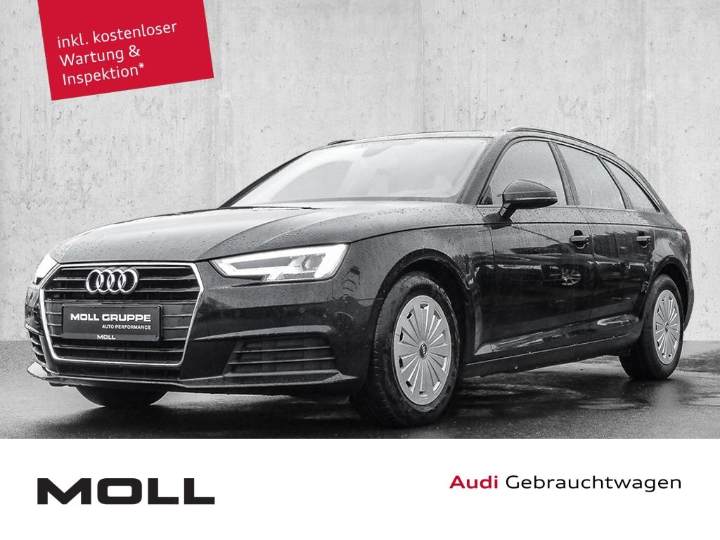 Audi A4 2.0 TDI Avant basis ultra NAVI LED Sportpaket, Jahr 2016, Diesel