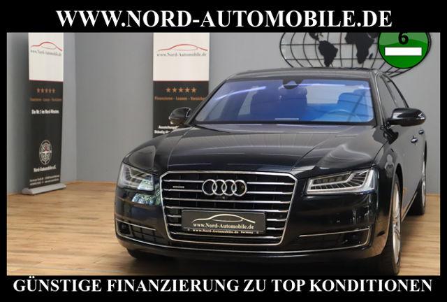 Audi A8 3.0 TDI QU.Lang*RSE*Head-Up*SIDE&LANE*LED*ACC, Jahr 2014, Diesel