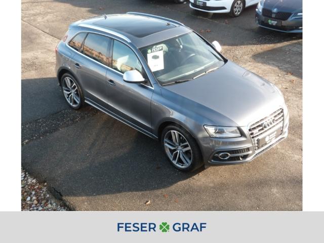 Audi SQ5 quattro Navi-Xenon-Pano-Standh.-AHK-ACC-SHZ-, Jahr 2014, diesel