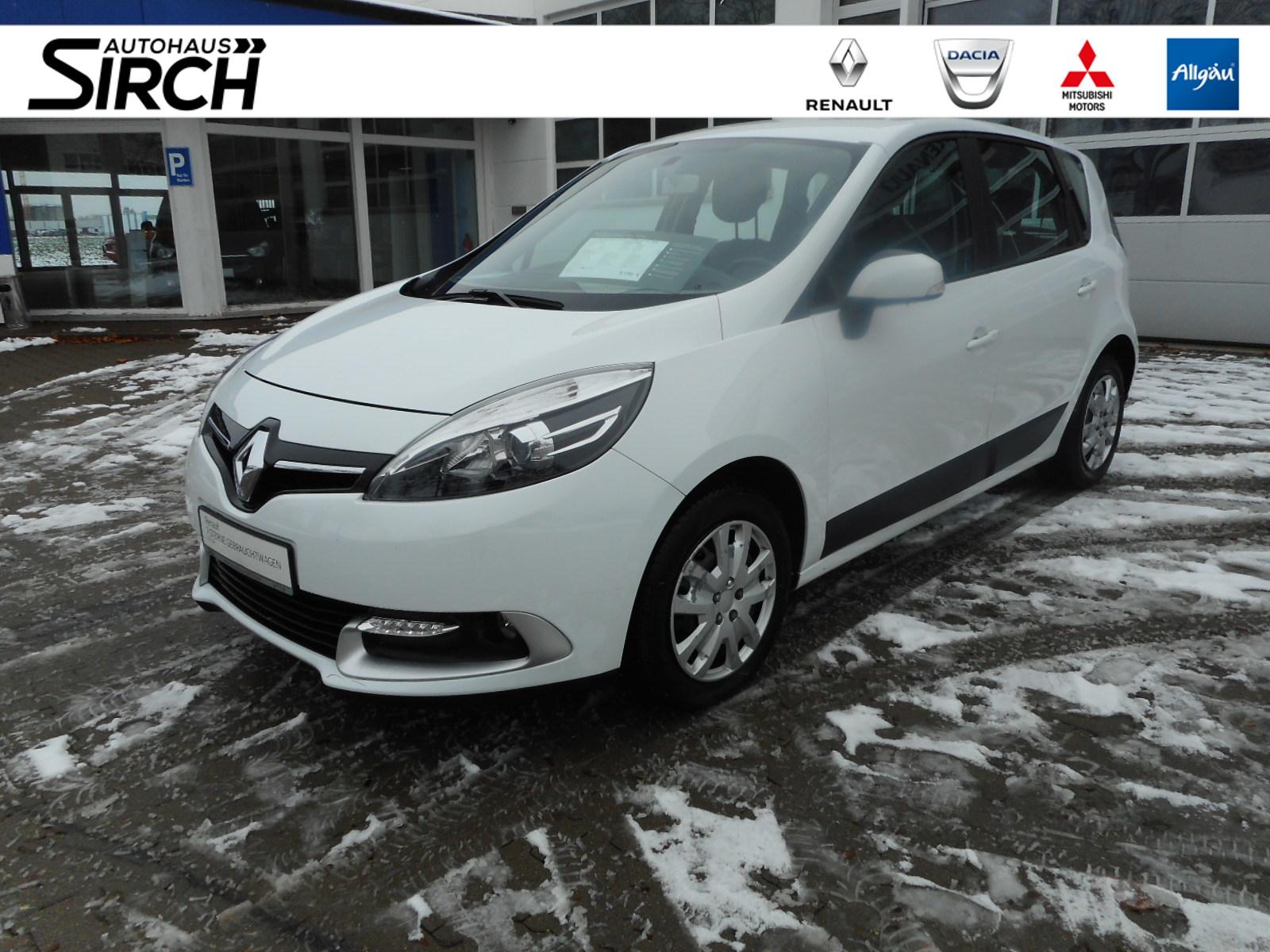 Renault Scenic Paris 1.5 dCi 110 FAP EU5, AHK, Jahr 2013, Diesel