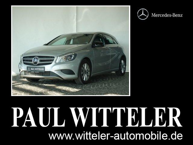 Mercedes-Benz A 180 BlueEFF Style/Navi/Xenon/Park-Pilot/LM-Fel, Jahr 2012, Benzin