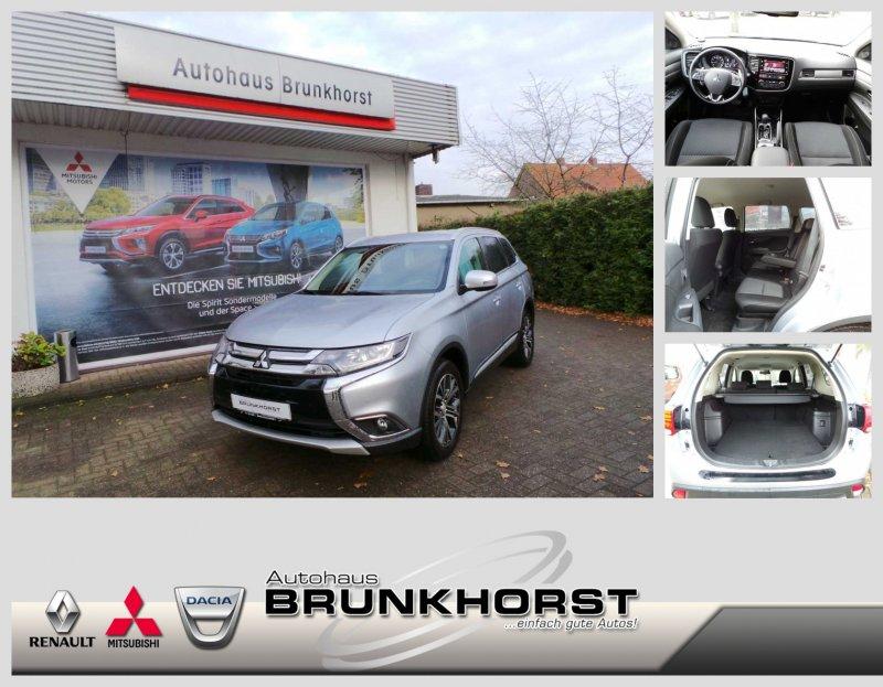 Mitsubishi Outlander 2.0 MIVEC Edition 100 AHK, Jahr 2017, Benzin