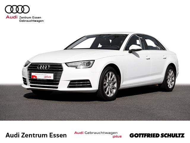 Audi A4 Limousine sport 2.0 TDI SPORT S-TRONIC NAV XEN, Jahr 2017, Diesel