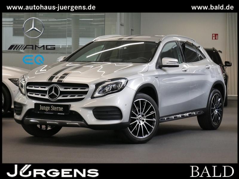 Mercedes-Benz GLA 250 4M AMG-Sport/Navi/LED/Park-Pilot/19', Jahr 2017, Benzin