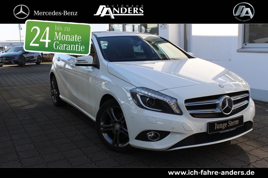 Mercedes-Benz A 200 Urban+Navi+PDC+Bi-Xenon+SHZ+Klima+Isofix, Jahr 2013, Benzin