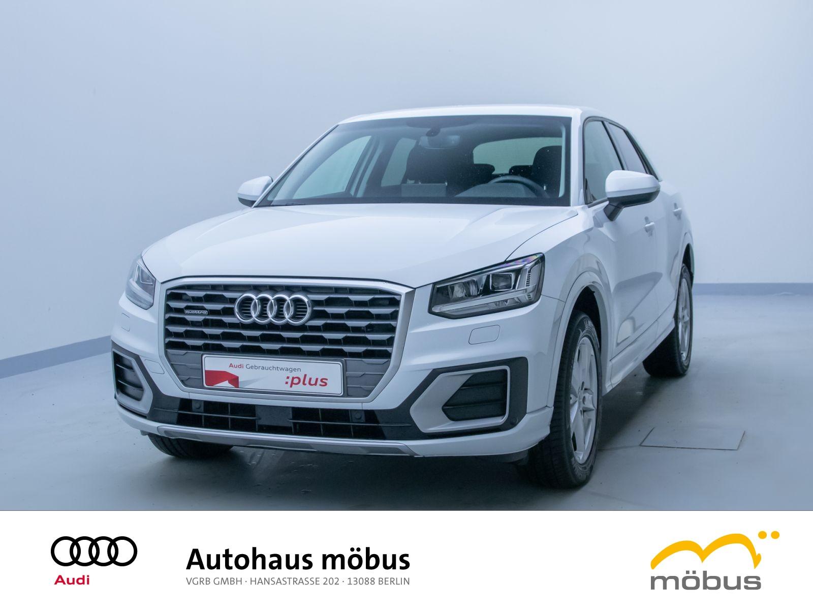 Audi Q2 sport 2.0 TDI QU*S-TRO*GRA*LED*NAV*PDC*, Jahr 2017, Diesel