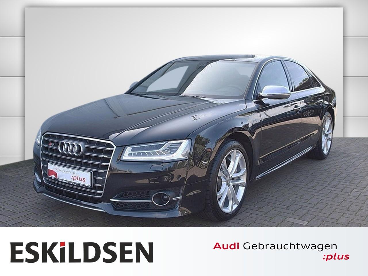 Audi S8 4,0 TFSI quattro tiptronic AHK, Matrix LED, DAB, HeadUp, Jahr 2014, petrol