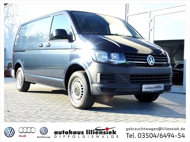 Volkswagen T6 Kasten 2.0 TDI EcoProfi *AHK*ZV*EFH*, Jahr 2015, diesel