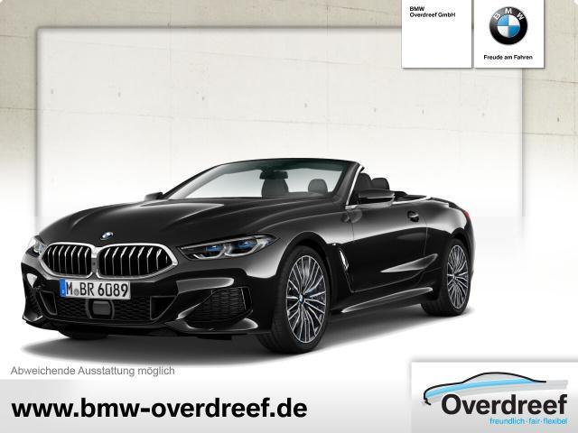 BMW M850i xDrive Cabrio Laser DrAssPr. PAss+ B&W 20'', Jahr 2019, petrol