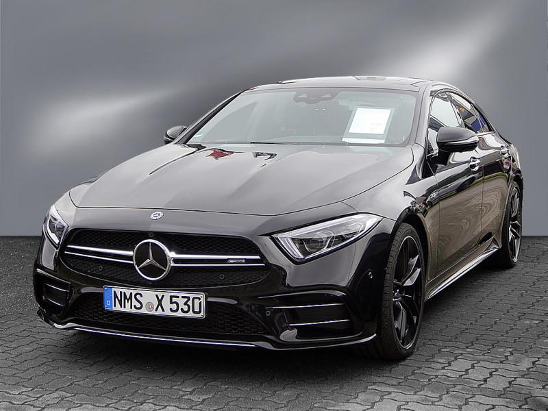 Mercedes-Benz CLS 53 AMG 4M 20'' Distro. Keyless Memory Design, Jahr 2021, Benzin