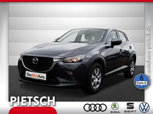 Mazda CX-3 2.0 Skyactive - USB Klima, Jahr 2016, Benzin