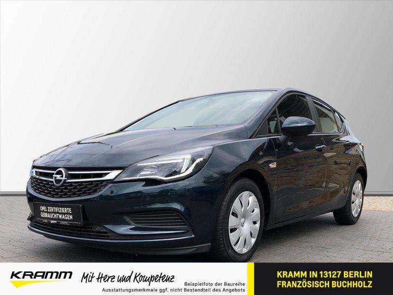 Opel Astra BUSINESS 1.6D, Jahr 2018, Diesel