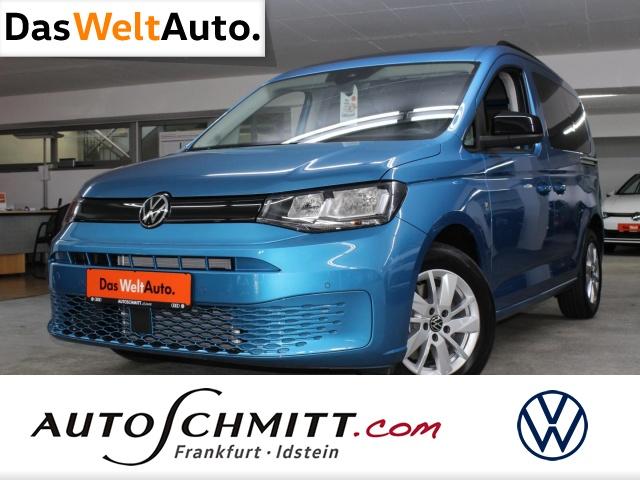 Volkswagen CADDY 2.0 TDI California Camper-Einbauten DSG ACC, Jahr 2021, Diesel