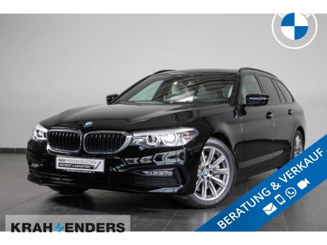 BMW 540 i Touring xDrive Sport Line+StandHZG+Panorama, Jahr 2017, Benzin