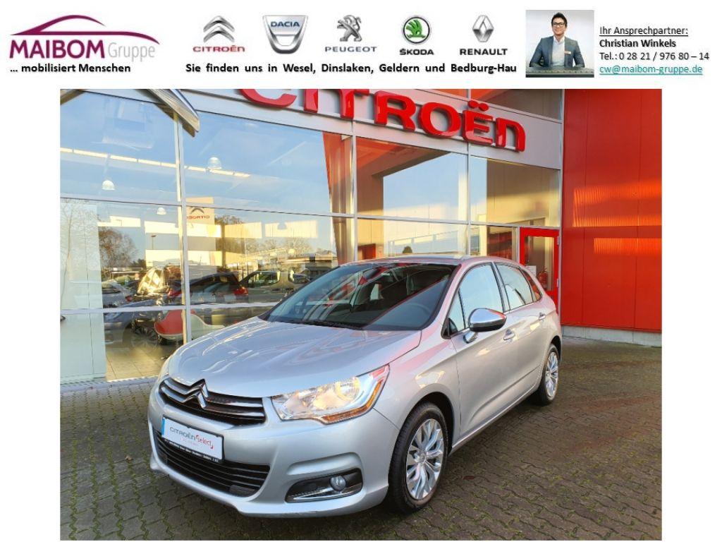 Citroën C4 VTi 120 Selection TOP-ANGEBOT!!!, Jahr 2013, Benzin