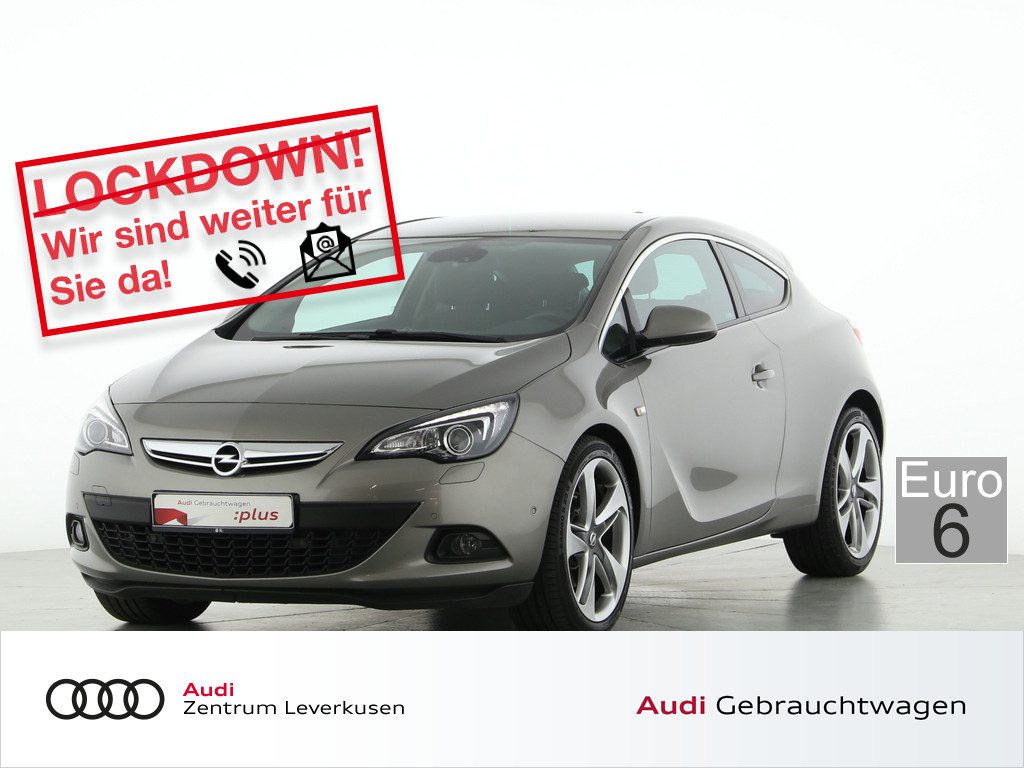 Opel Astra GTC 1.6, Jahr 2015, Benzin