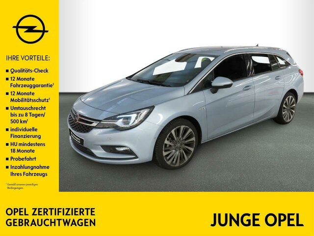 Opel Astra K ST Ultimate AT,AHK,Navi,Leder,LED-Matrix, Jahr 2019, Benzin
