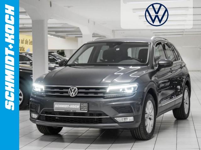 Volkswagen Tiguan 2.0 TSI BMT Highline DSG, AHK, Navi, ACC, Jahr 2017, Benzin