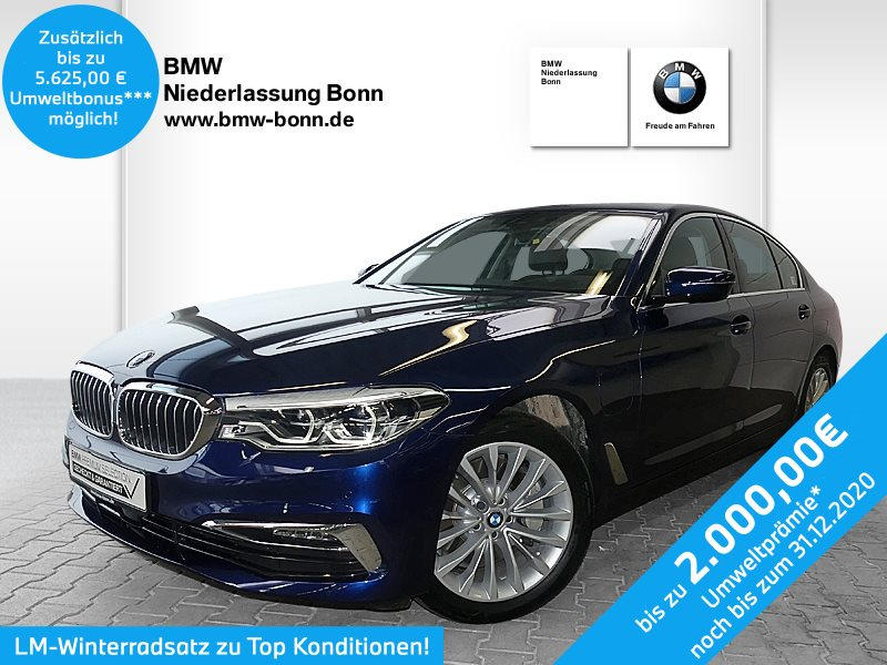 BMW 530e iPerformance xDrive Limousine Luxury Line, Jahr 2019, Hybrid