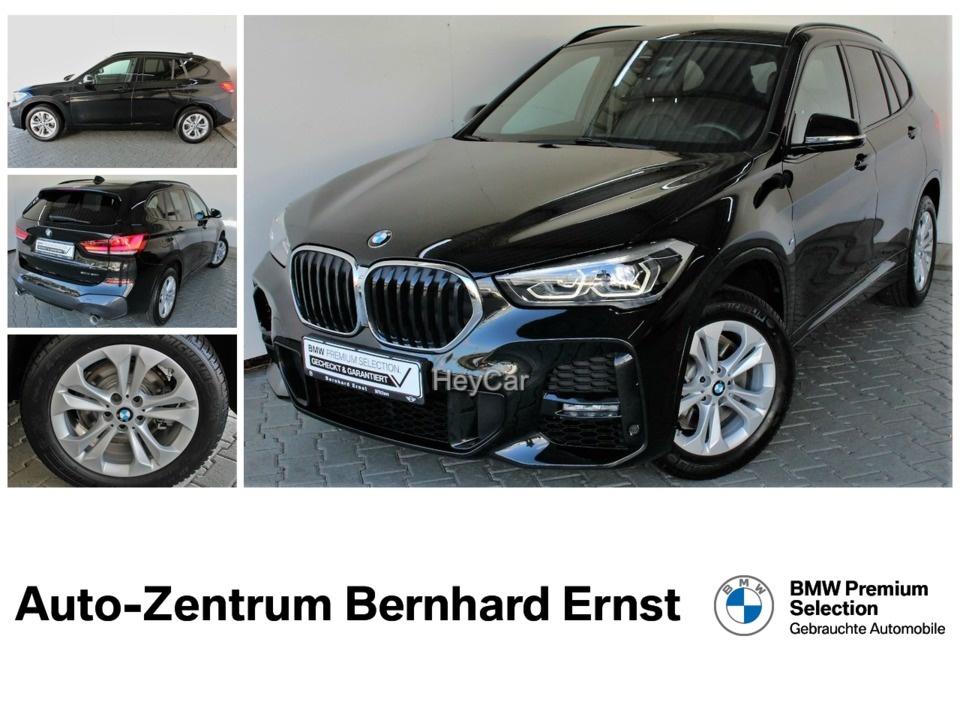 BMW X1 sDrive20i M Sport Steptronic DCT EDC AHK PDC, Jahr 2020, Benzin