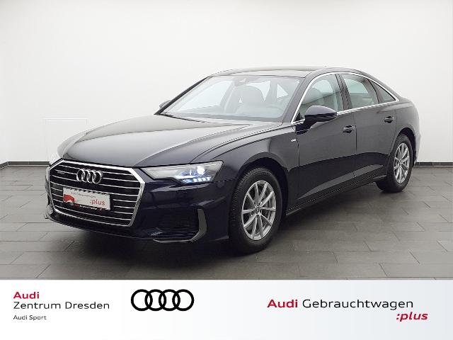 Audi A6 Limo. 3.0 TDI quattro S-line LED SW, Jahr 2018, Diesel